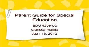 Clarissa Melissa Parent Guide Image